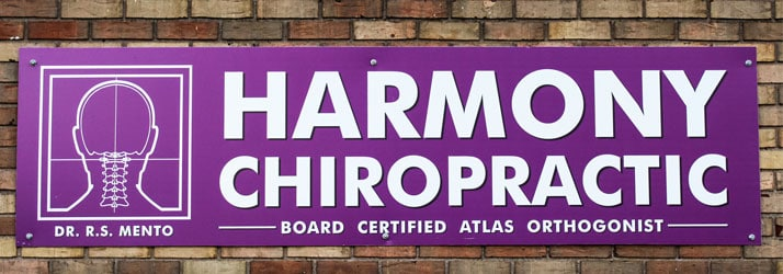 Chiropractic Rock Island IL Building Banner